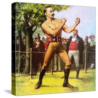 King of the Bare-Knuckle Boxers: John L Sullivan