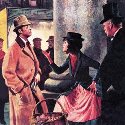Professor Higgins and Eliza Doolittle