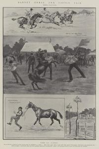 Barnet Horse and Cattle Fair by Ralph Cleaver
