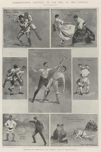 International Contests in the Art of Self-Defence by Ralph Cleaver