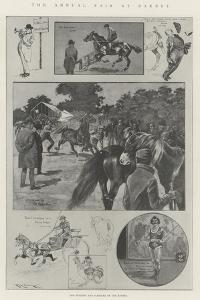 The Annual Fair at Barnet by Ralph Cleaver