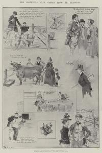 The Smithfield Club Cattle Show at Islington by Ralph Cleaver
