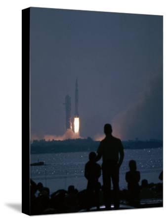 Apollo 11 Blast-Off