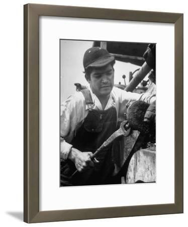 Apprentice Oscar Romero of El Salvador, Who Took His Job for Adventure