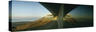 Hughes Research Laboratories Overlooking Malibu