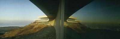 Hughes Research Laboratories Overlooking Malibu by Ralph Crane