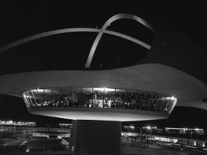 New Host International Restaurant at Los Angeles Airport by Ralph Crane