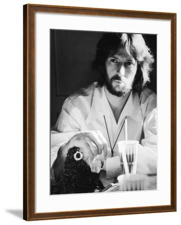 Rock Star Eric Clapton