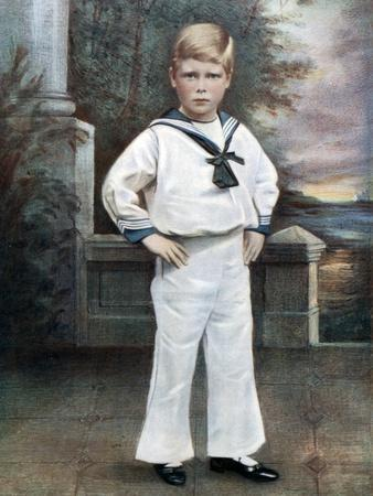 Prince Edward, Late 19th-Early 20th Century