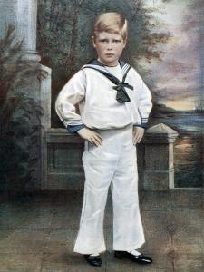 Prince Edward, Late 19th-Early 20th Century by Ralph Dersingham