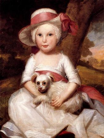 Portrait of a Child, C.1778
