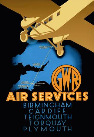Gwr Air Services by Ralph