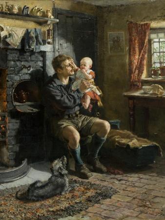 Geordie Haa'D the Bairn, 1890