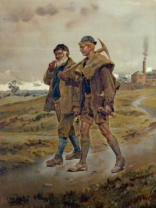 Going Home, 1889 by Ralph Hedley