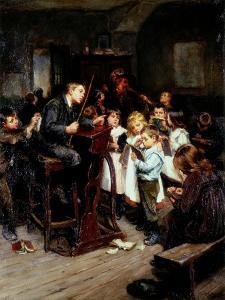 The Monitor, 1898 by Ralph Hedley