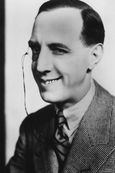 Ralph Lynn (1882-196), British Actor and Comedian, 20th Century--Photographic Print