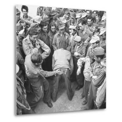 1945: Continental Central Pow Enclosure 15, Attichy, France