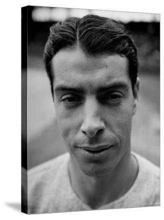 "Close Up of ""Yankee Clipper"" Joe DiMaggio"