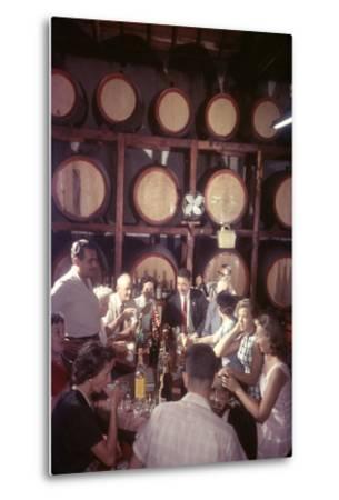 February 11, 1957: Trocadero Rum Distillery in Havana, Cuba