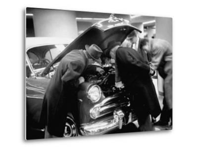 General Motors New Car Show