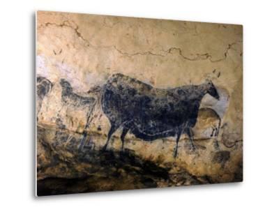 Lascaux Cave Drawing Depicting Steer, Circa 15,000 BC