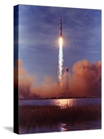 Liftoff of Apollo 8