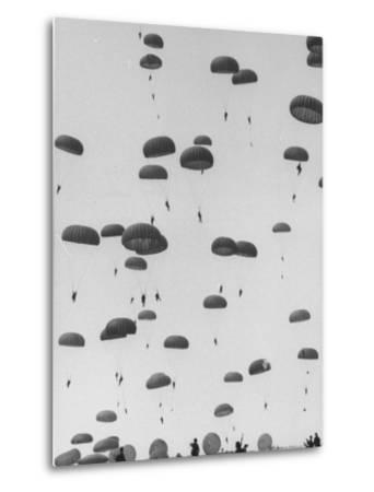Parachute Jump at Place