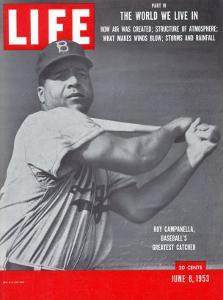 Roy Campanella, June 8, 1953 by Ralph Morse