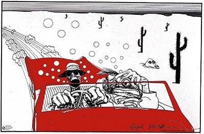 Fear & Loathing by Ralph Steadman
