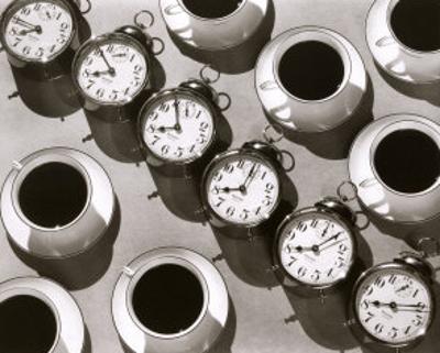 Eight O'Clock Coffee, 1935 by Ralph Steiner