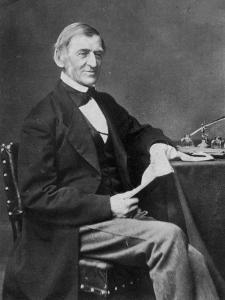 Ralph Waldo Emerson American Essayist and Poet