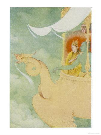 https://imgc.artprintimages.com/img/print/rama-and-sita-return-to-ayodhya-in-the-vehicle-pushpaka_u-l-ox6f70.jpg?p=0