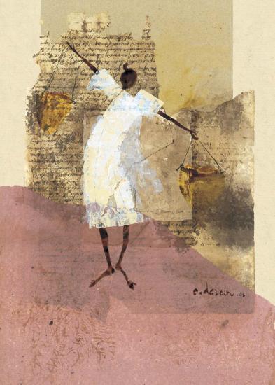 Ramata-Charlotte Derain-Art Print