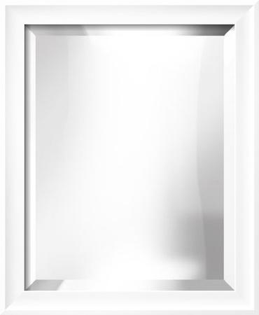RAMINO II White Mirror