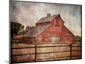 York Road Barn by Ramona Murdock