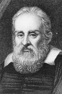 Galileo Galilei, Italian Astronomer and Physicist, 1635 by Ramsay