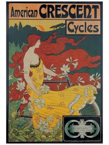 American Crescent Cycles by Ramsdell