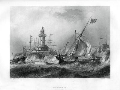 Ramsgate, Kent, 1886-W Finden-Giclee Print