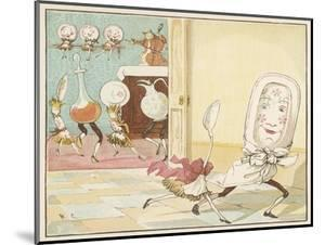And the Dish Ran Away with the Spoon by Randolph Caldecott
