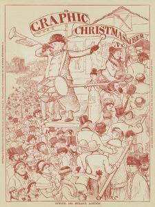 Christmas Festivities by Randolph Caldecott