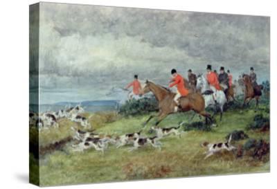 Fox Hunting in Surrey