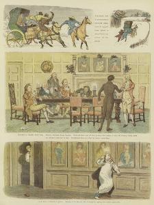 Mr Carlyon's Christmas by Randolph Caldecott
