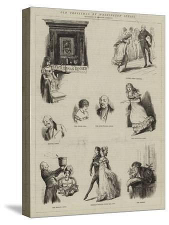 Old Christmas by Washington Irving
