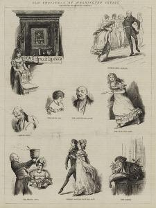 Old Christmas by Washington Irving by Randolph Caldecott