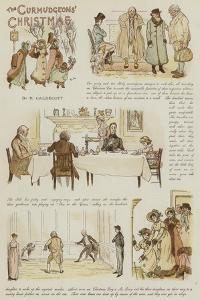 The Curmudgeons' Christmas by Randolph Caldecott