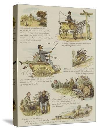 The Strange Adventures of a Dog-Cart