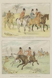Water-Colour Sketches by Randolph Caldecott
