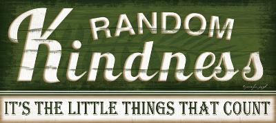 Random Kindness-Jennifer Pugh-Art Print