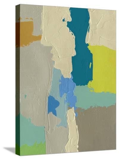 Random Logic I-Chariklia Zarris-Stretched Canvas Print