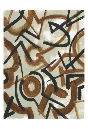 Random Road-Smith Haynes-Art Print